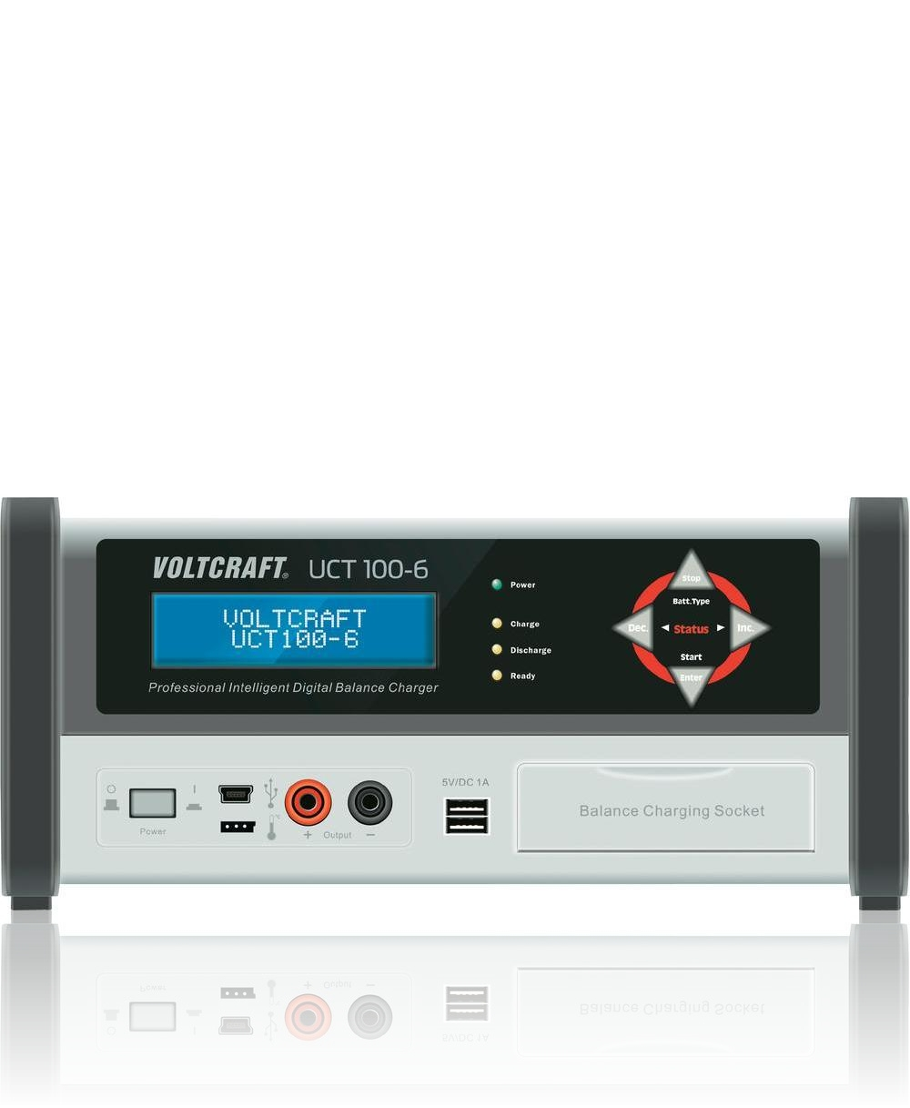 voltcraft uct 100-6 software